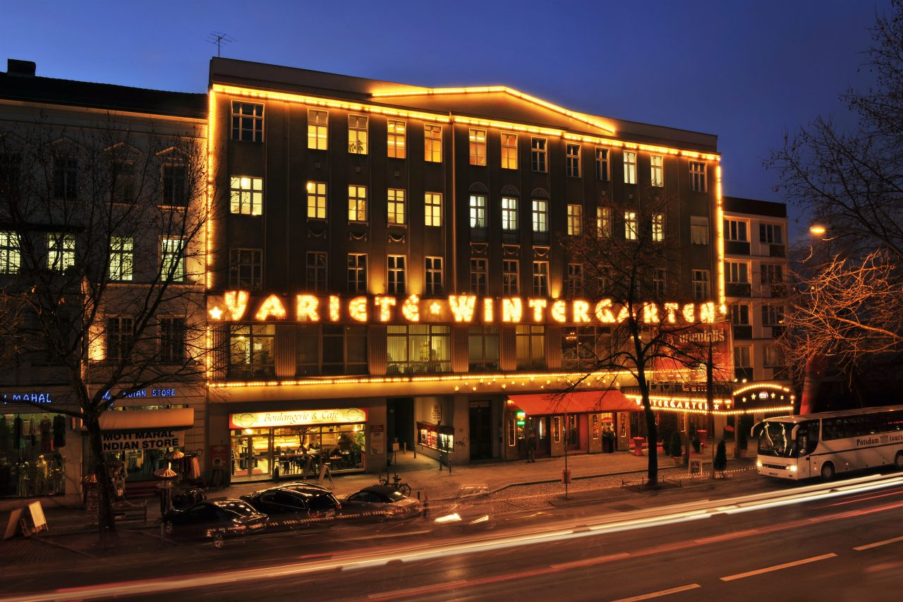 Wintergarten Varieté Berlin City Map And Guide Berlin Potsdam