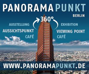 Berlin, Ansichtspunkt, Panoramapunkt