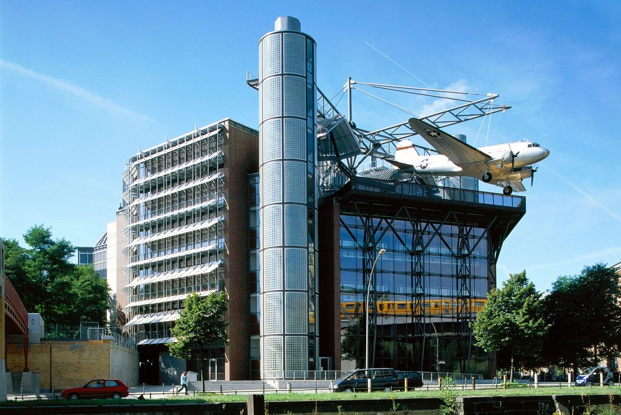 Deutsches Technikmuseums in Berlin