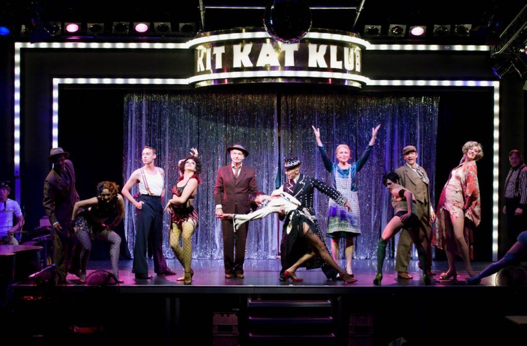 Musical Cabaret. TIPI am Kanzleramt Berlin © Jan Wirdeier