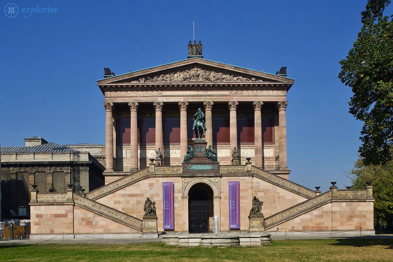 Alte Nationalgalerie © Alexander & Natalia Grebennikov