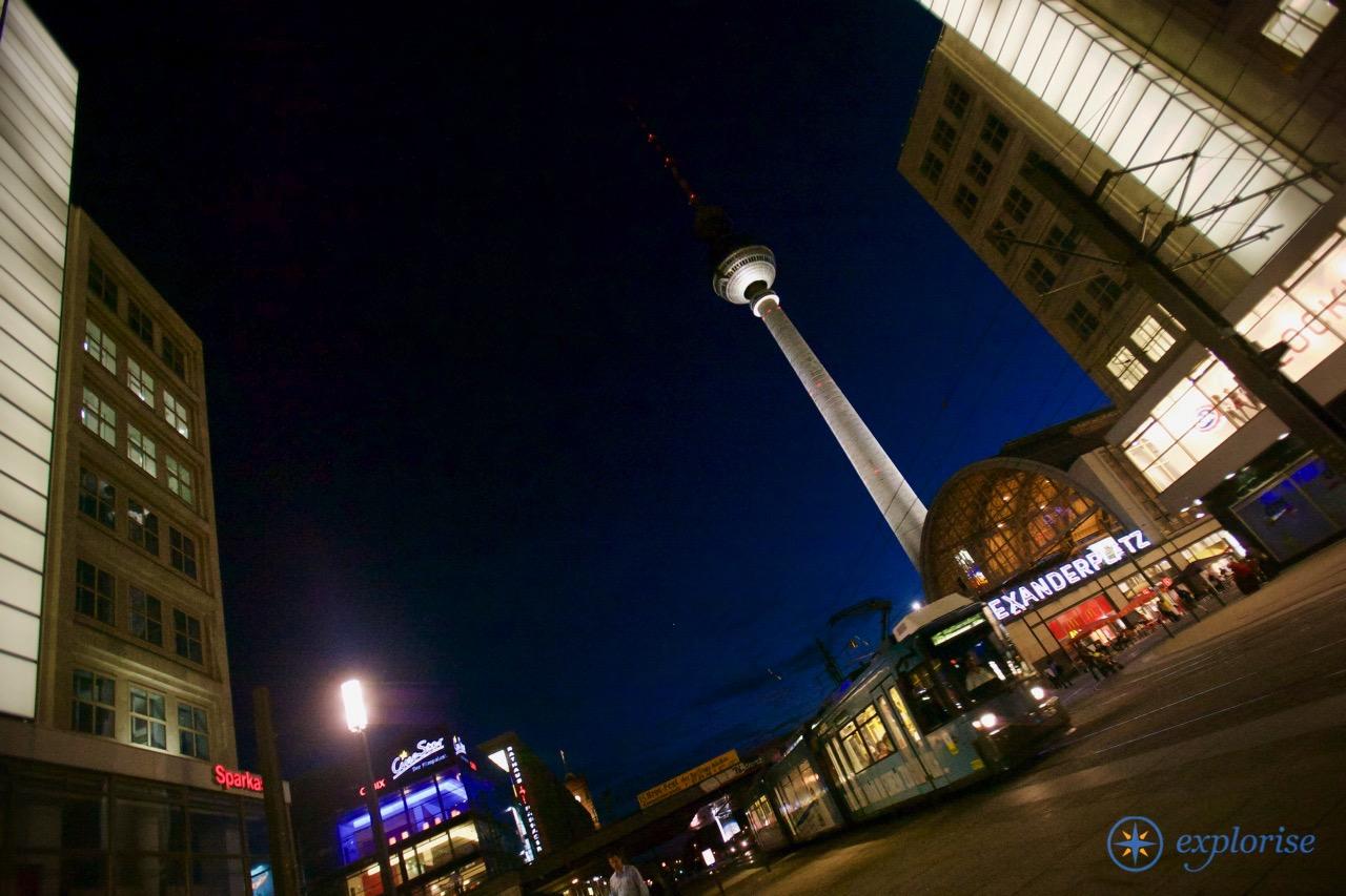 Berlin. Alexanderplatz. Foto von Alexander & Natalia Grebennikov (c) Grebennikov Verlag