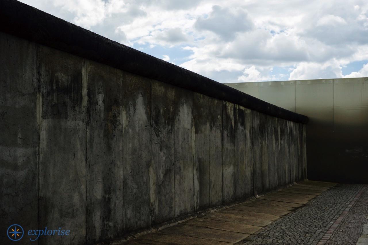 Gedenkstätte Berliner Mauer © Darijus Burneika