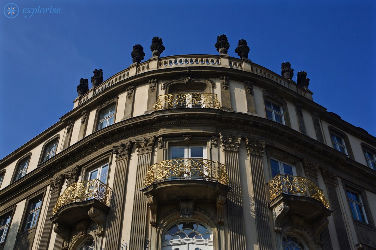 Ephraim-Palais im Nikolaiviertel, das erste Berlin. Foto © Grebennikov Verlag