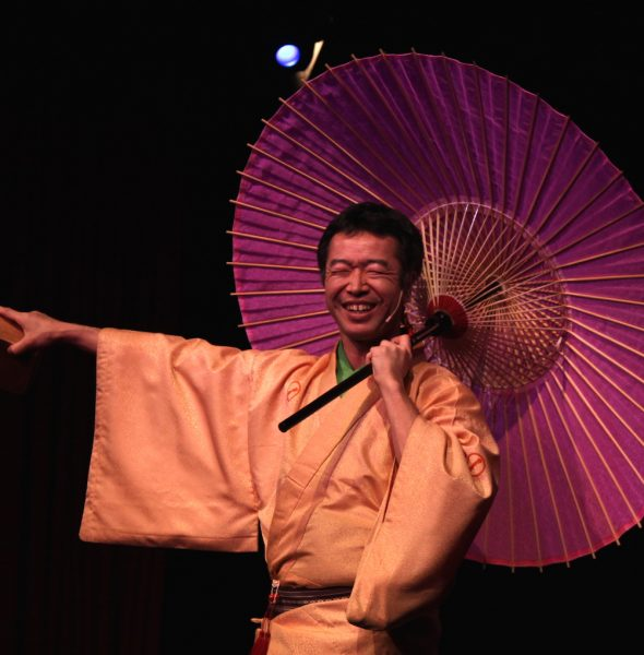 SAYONARA TOKYO – Geishas! Tamagotchis! Edelweiß!