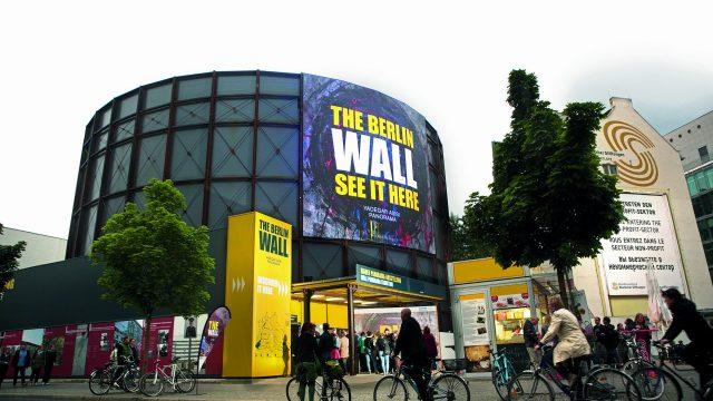 "Panorama ""Die Mauer"""