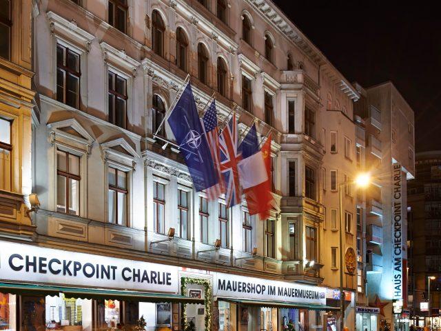 Das Mauermuseum – Museum Haus am Checkpoint Charlie