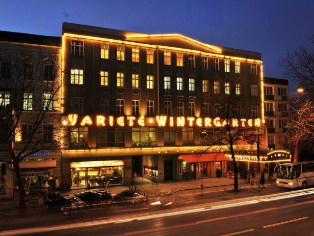 Wintergarten Varieté Berlin