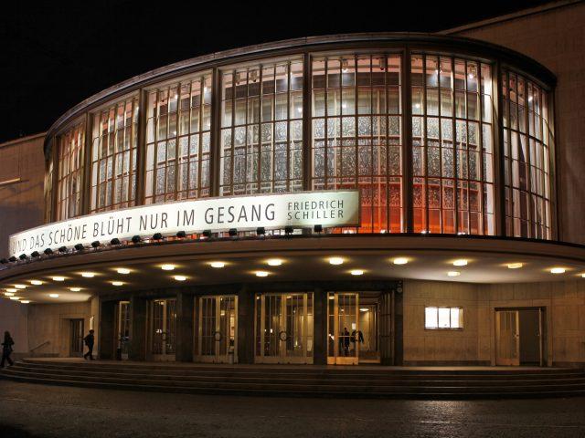 Staatsoper im Schiller Theater