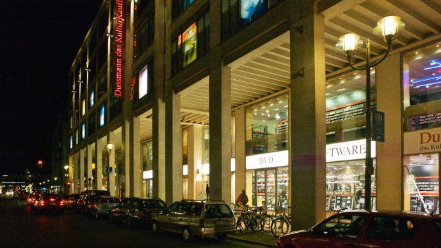 Dussmann das KulturKaufhaus