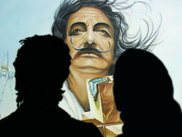 Dalí – Die Ausstellung am Potsdamer Platz