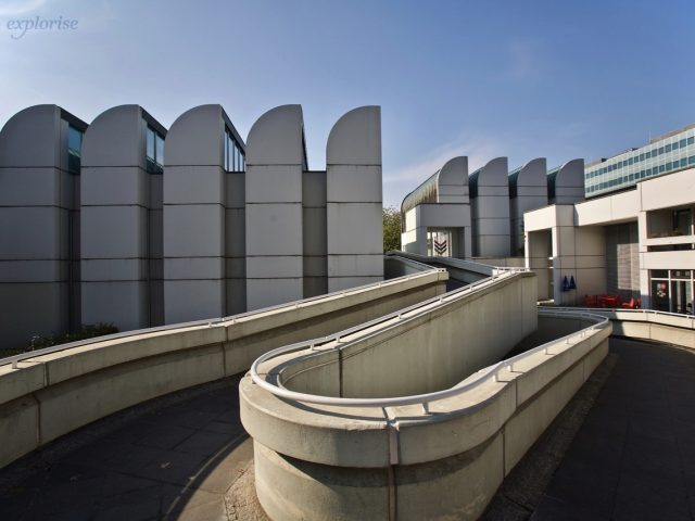 Das Bauhaus-Archiv/Museum für Gestaltung