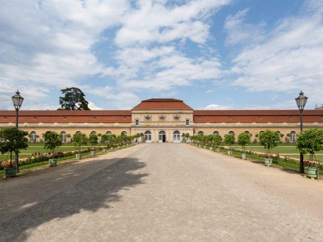 Große Orangerie im Schloss Charlottenburg