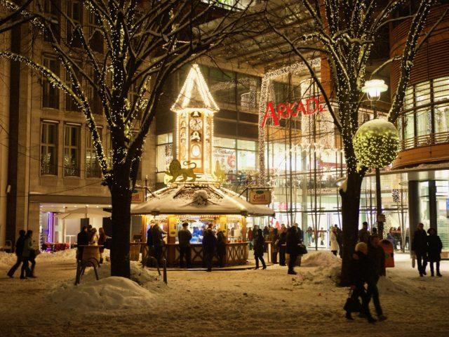Potsdamer Platz Shopping Arkaden