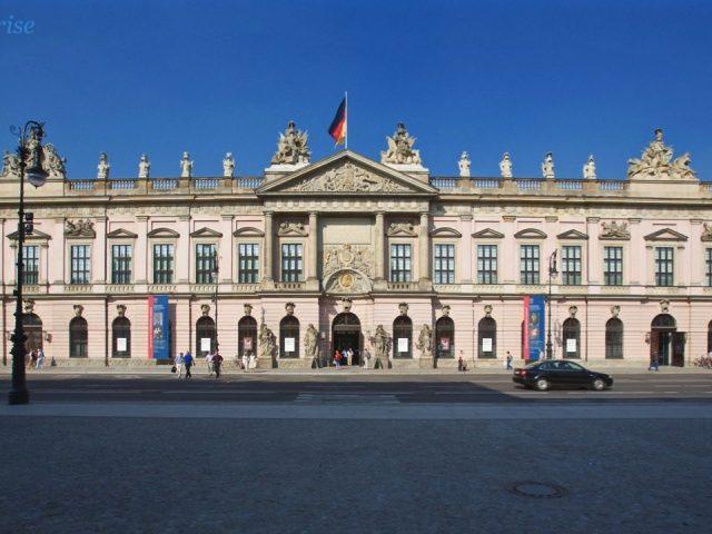 Deutsches Historisches Museum / Zeughaus