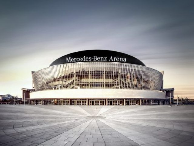 Mercedes-Benz Arena Berlin