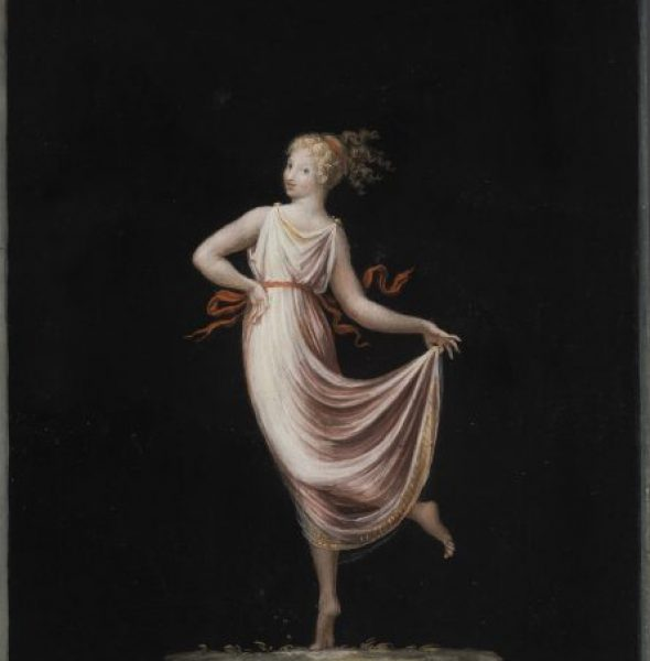 Canova und der Tanz