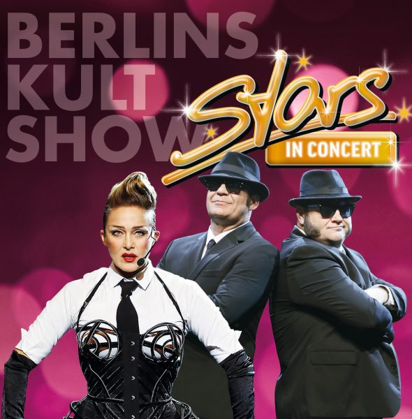 """Stars in Concert"" – 20 Jahre Las Vegas-Feeling live in Berlin"