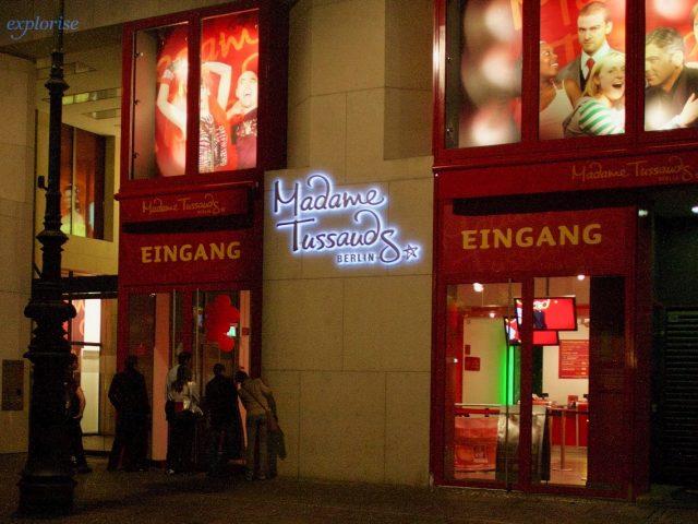 Madame Tussauds Berlin