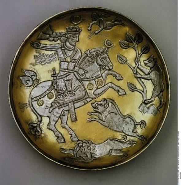 Das Erbe der Alten Könige. Ktesiphon und die persischen Quellen islamischer Kunst