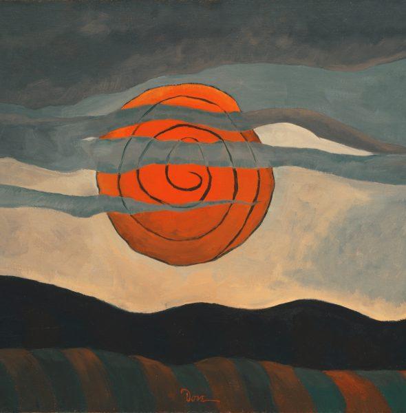 Von Hopper bis Rothko. Amerikas Weg in die Moderne